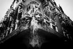 Barcelona Zwart-Wit